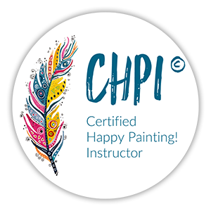 Certified Happy Painting! Instructor (CHPI®)!